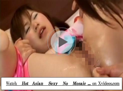 【無修正レズ動画】浴衣姿のネコのビアンのお尻の穴を指や淫具で開発したら双頭ディルドをおまんこに挿入しレズセックス♡