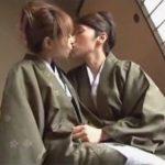 【愛撫レズ動画】2人っきりの温泉旅行で夜まで我慢出来ずにイチャイチャし始めるレズビアンカップル♡